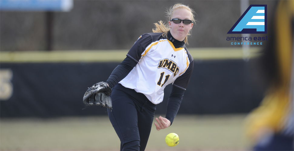 Holte Earns Third AEC Pitcher of the Week Honor
