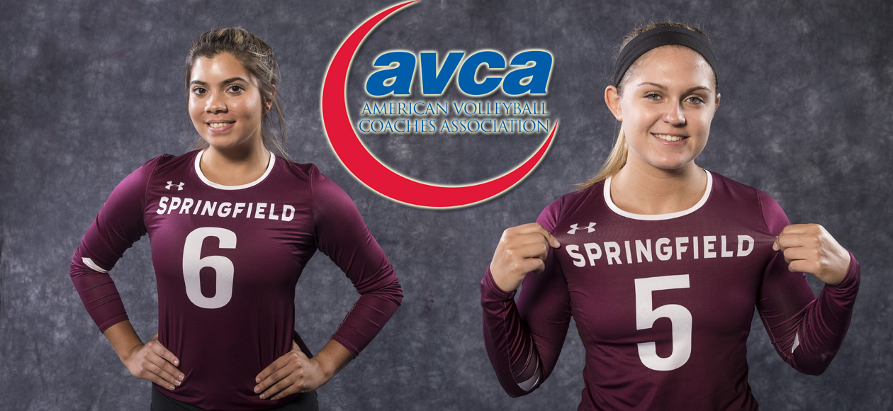 Donnelly and Sanchez Earn AVCA All-Region Accolades
