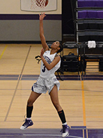 Caleema Johnson, Women's Basketball