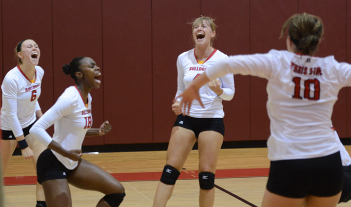 FSU Volleyball Wraps Up Peggy Martin Challenge With Split On Day Two In Missouri