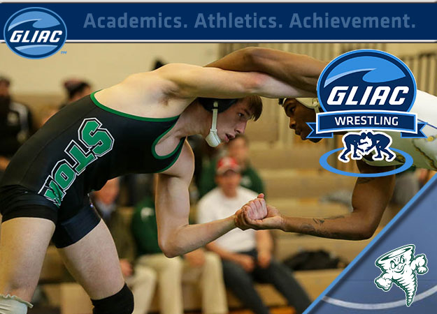 Lake Erie's Vandermeer Earns GLIAC Wrestler of the Week Honors