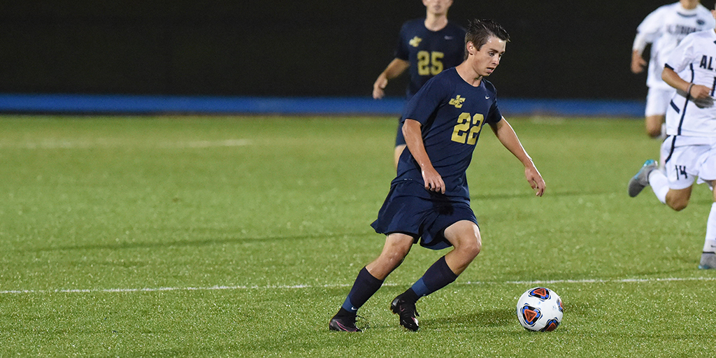 Men's Soccer Held Scoreless Against Catholic