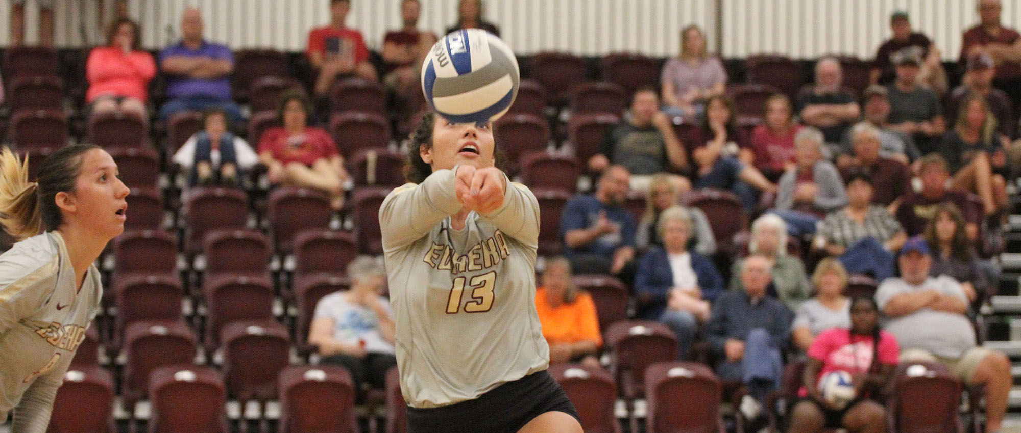 Eureka Volleyball Falls in Four at Principia