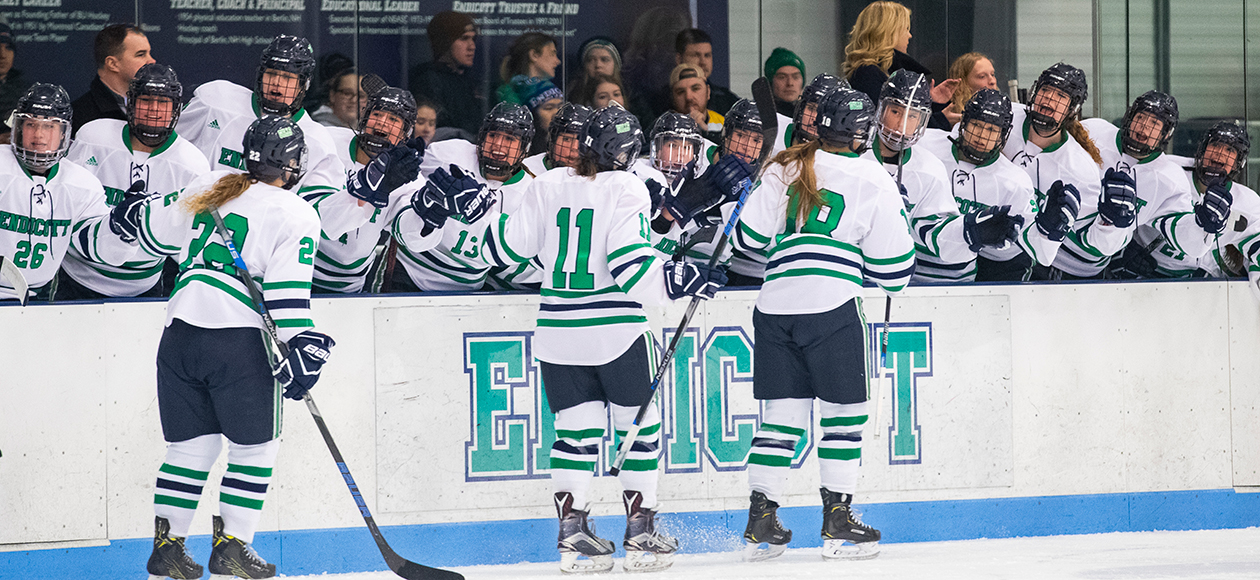 Endicott Tabbed First in CHC Preseason Poll