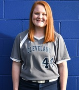 Amber Atkins, Freshman Catcher, Cleveland State, TCCAA Hitter of the Week  3/3