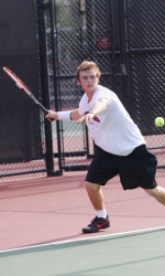 Men's Tennis To Take on No. 40 Cal
