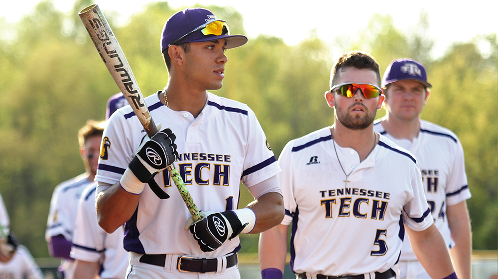 No. 19 Tech hosts Eastern Kentucky in three-game series, Senior Day on Sunday