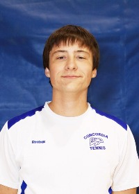 Men's Tennis defeated by Lawrence