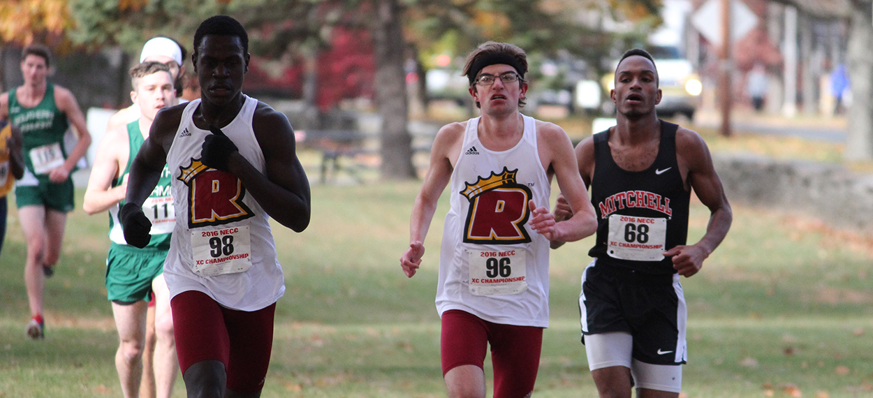 Pride Cross Country Teams Place Third at Wellesley Invitational