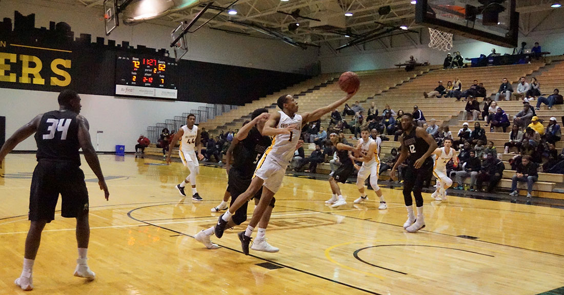 Waugh's Buzzer-Beater Lifts Men's Basketball Past Walsh, 90-88 2OT
