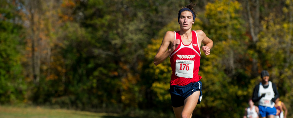 Men's Cross Country Compete at CACC 8k Championship