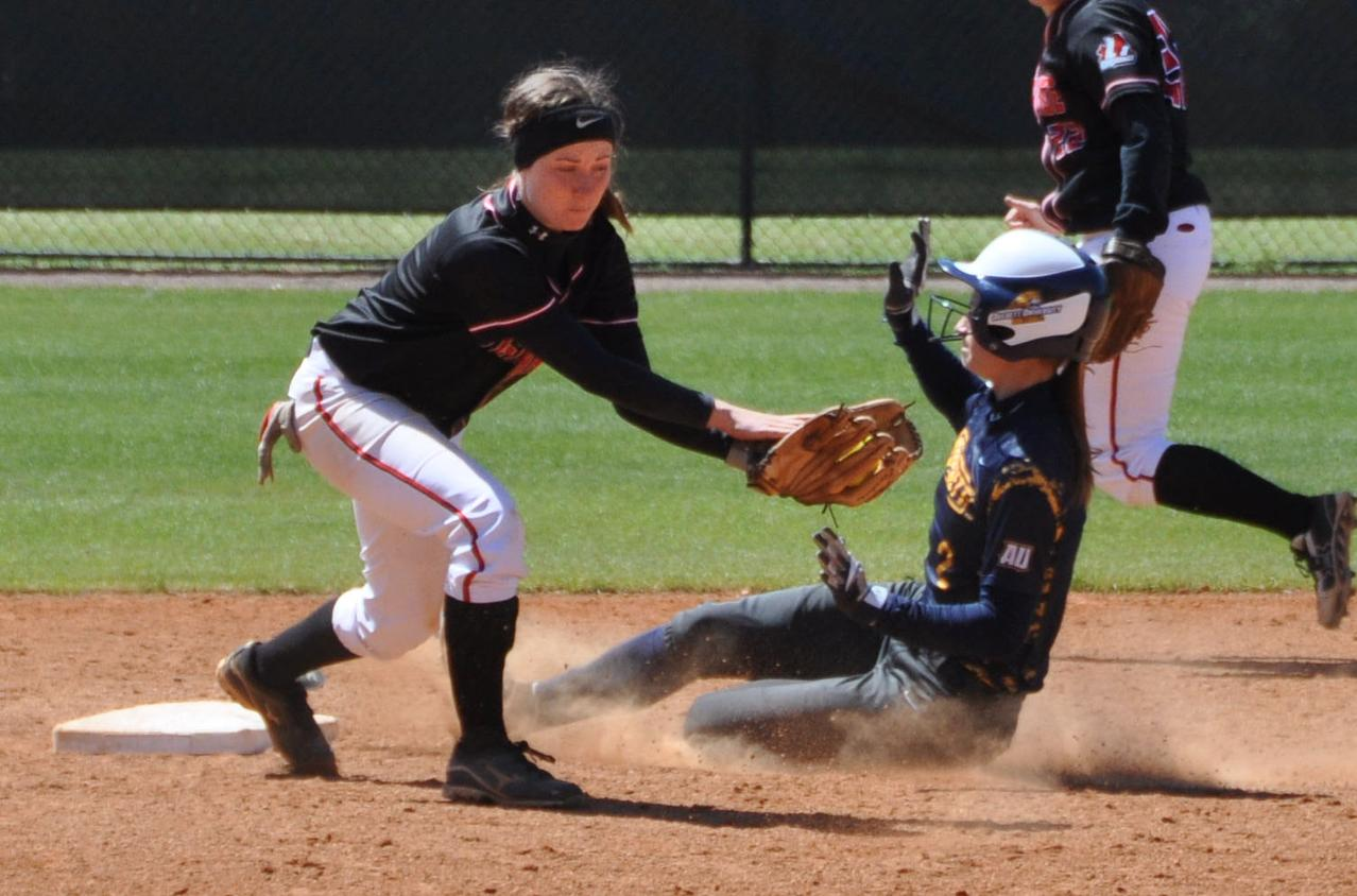 Softball: No. 21 Averett sweeps USA South doubleheader from Panthers
