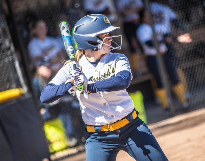 Softball Defeated by Mount Saint Mary in Skyline Final