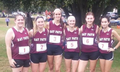 Bay Path finishes 5th place in the NECC Women's Cross-Country Championships
