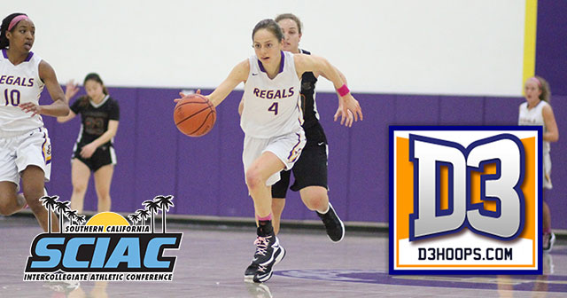CLU's Salottolo Named to D3hoops.com All-West Region Second Team