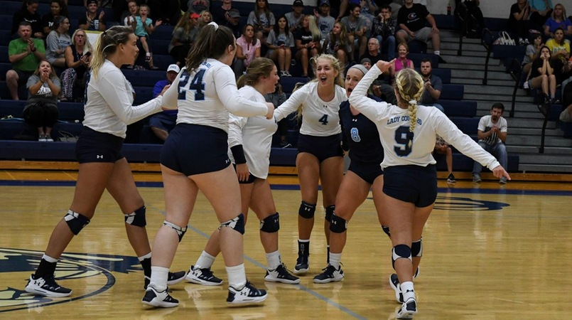 Volleyball Advances to Region Finals