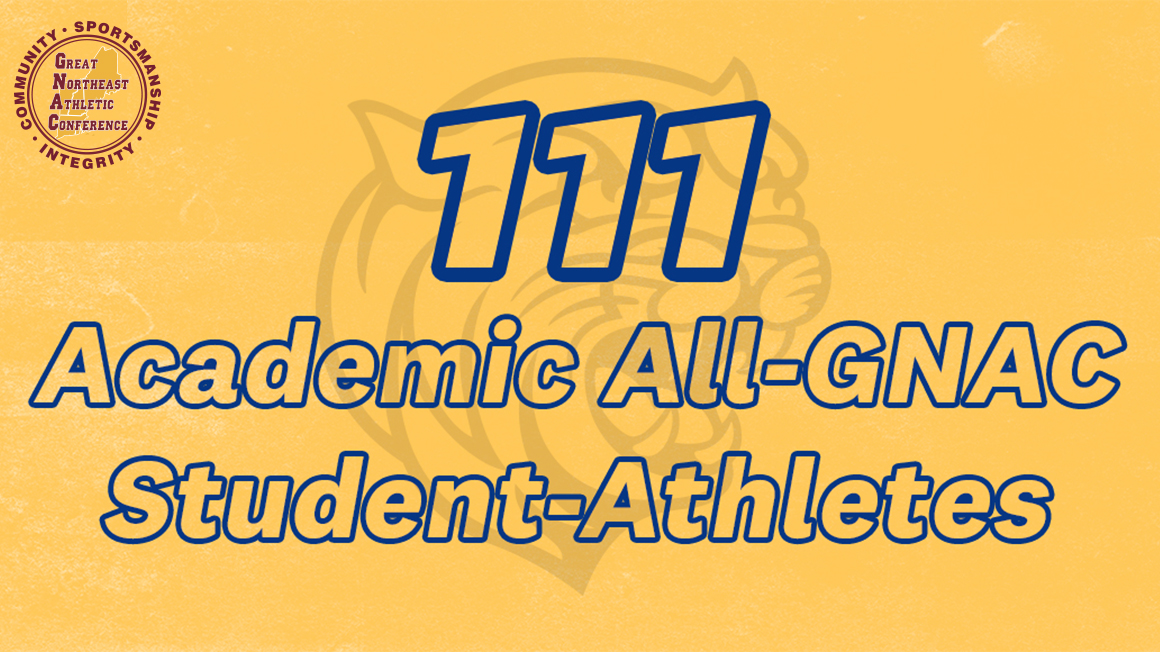 111 Academic All-GNAC Members Highlights JWU's Banner Academic Year
