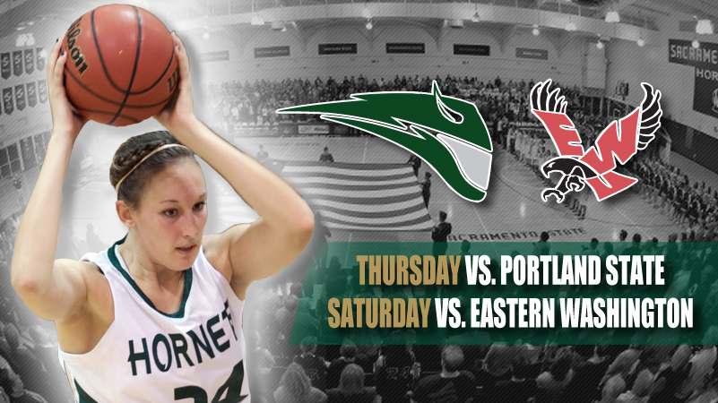 Red-Hot Women's Basketball Visits Eastern Washington and Portland State