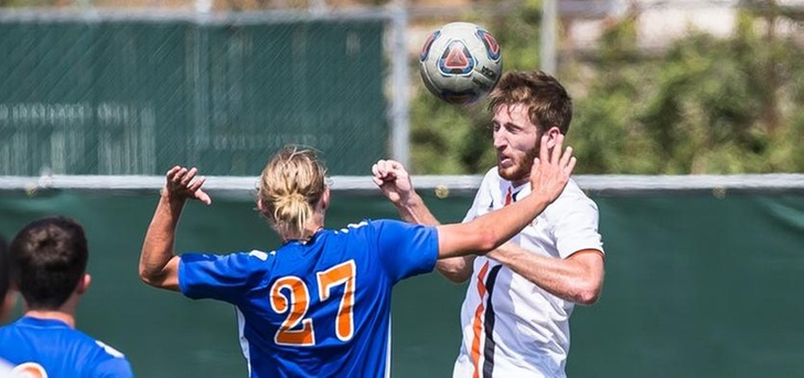 Walsh Named SCIAC Men's Soccer Player of the Week