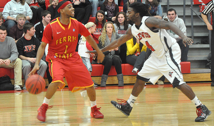 PREVIEW: Ferris State Men's Basketball Heads To Minnesota For Two Games