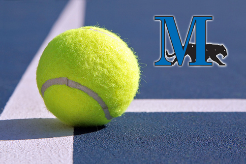 Sabres Drop Three Weekend Sets in Men's Tennis Action