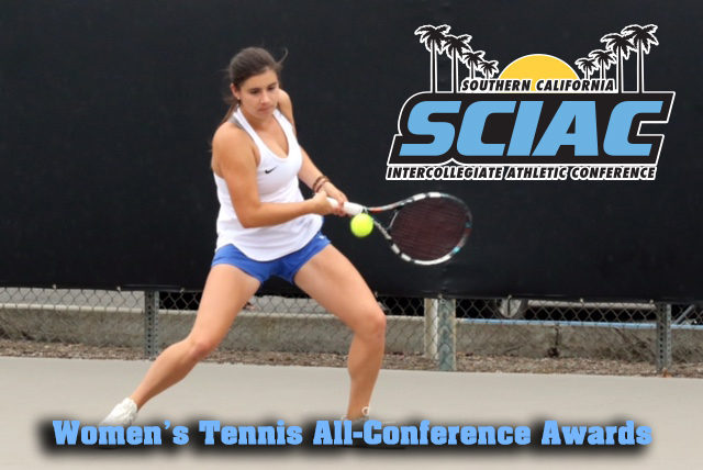 Women's Tennis All-Conference Honors