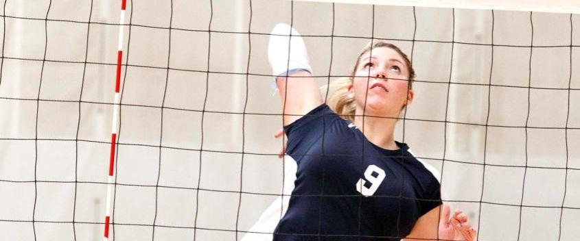 Volleyball drops four at UAA Round Robin