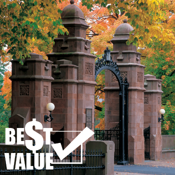 Mount Holyoke Named a 2011 Best Value College