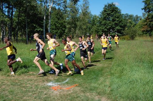 Lyndon harriers dominate NAC weekly honors