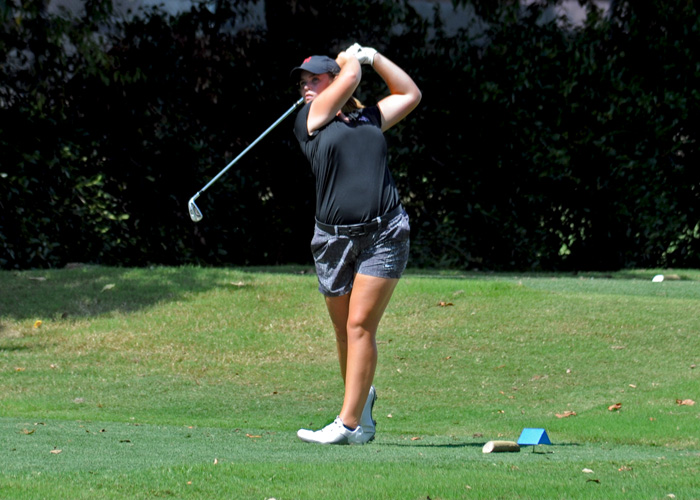 Cahoon ties for 4th, Huntingdon finishes 5th at Callaway