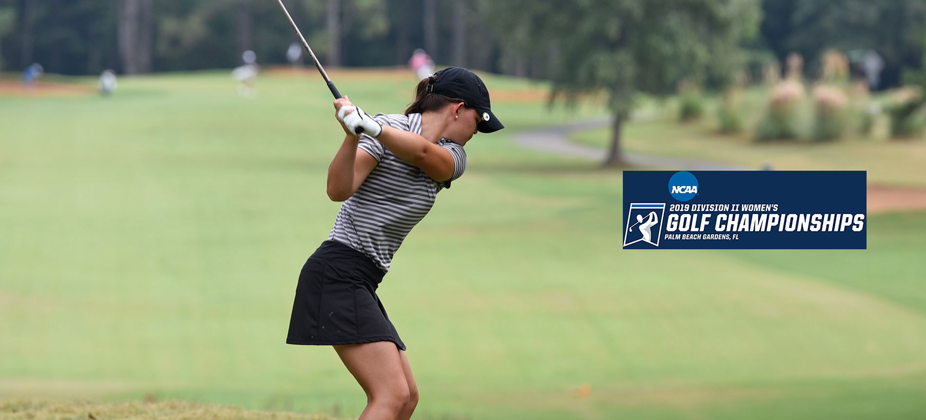 Hall Tied for 57th Place Following Opening Round of NCAA Women's Golf Championships