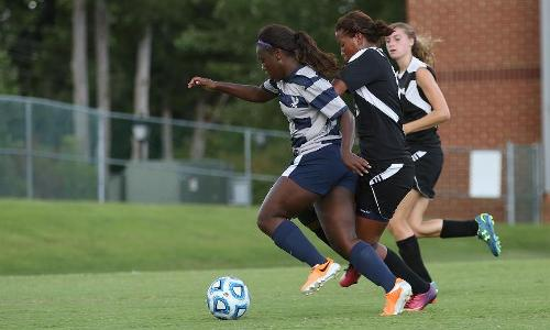 Manser Scores Pair to Lead UMW Women's Soccer Past Ferrum, 3-0