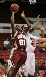 Bronco Basketball Wins at Montana