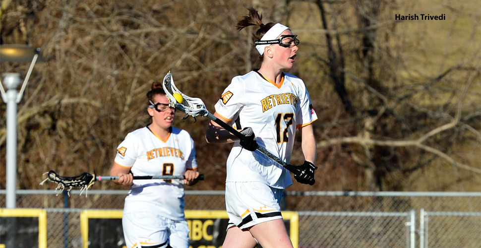 Women's Lacrosse Falls in America East Opener to No. 17/16 Stony Brook