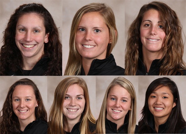Seven Bulldogs named all-conference