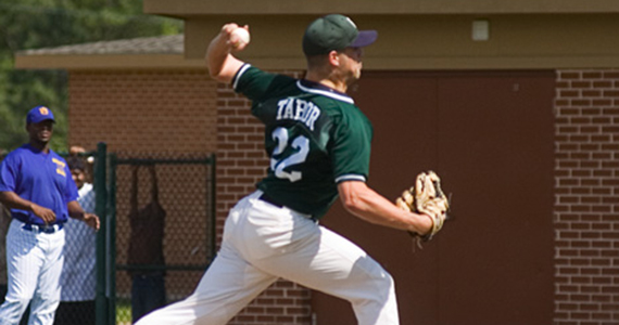 #8 Baseball Blows Out Albany State, 11-0