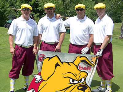 Bulldog Football Golf Outing On June 2