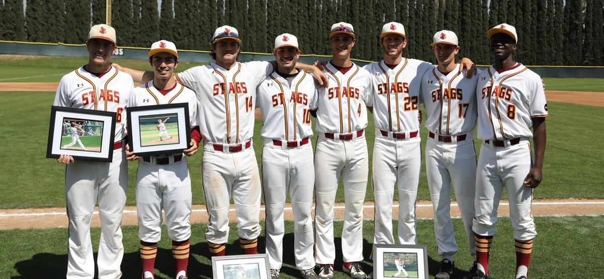 CMS Baseball Rallies From Four Runs Down, Falls 8-6 in 11 Innings to La Verne on Senior Day