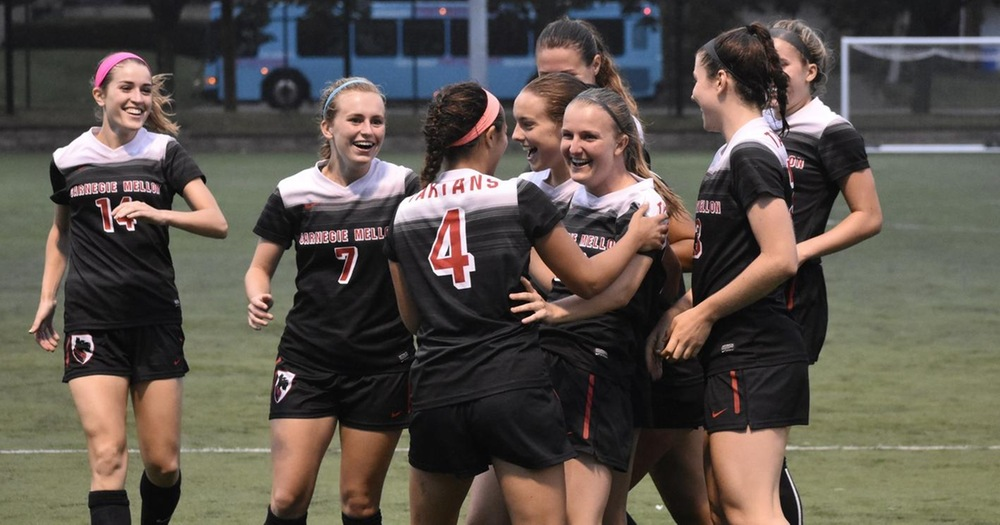 Second Half Goals Lead #22 Tartans Past Bridgewater, 5-1