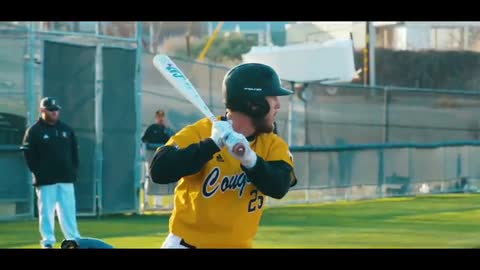 Video: Jake Pearson goes deep for a two-run home run in the win over Moorpark.