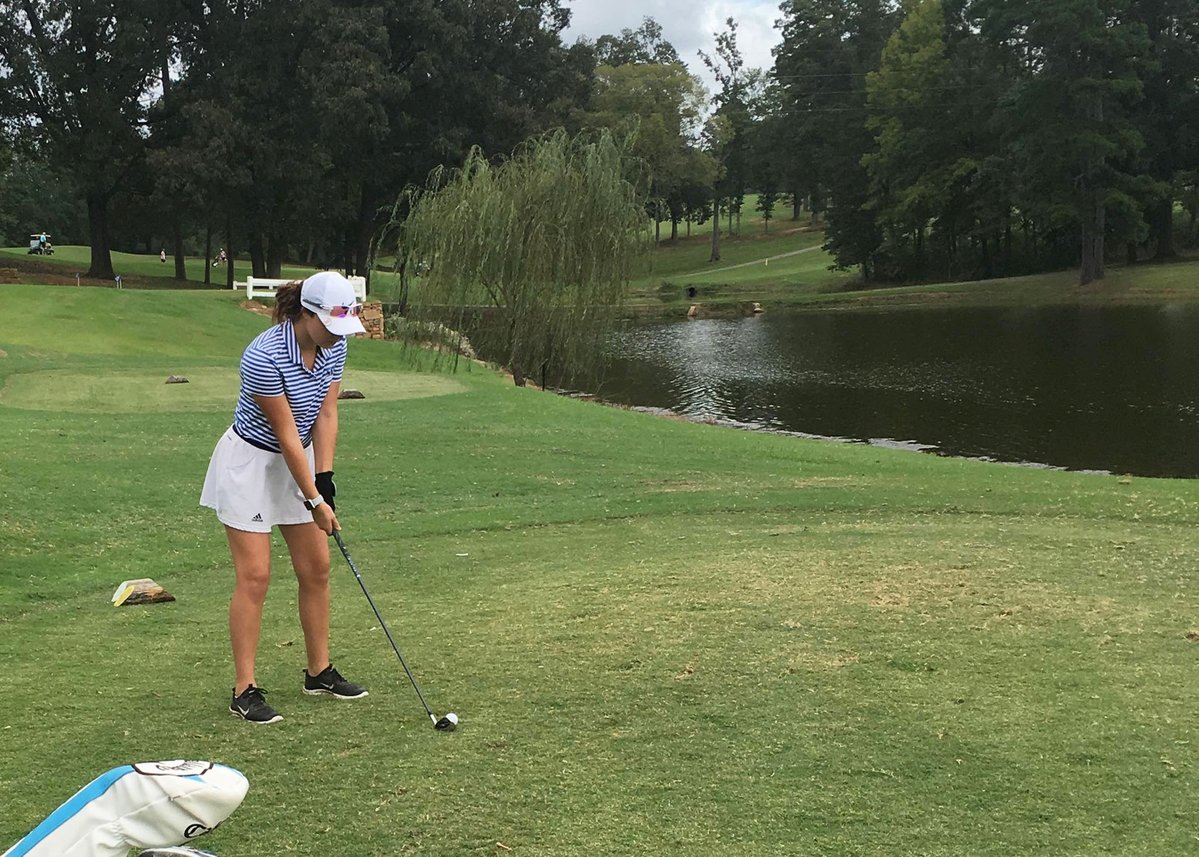 Women's Golf Competes at Davidson County Invite