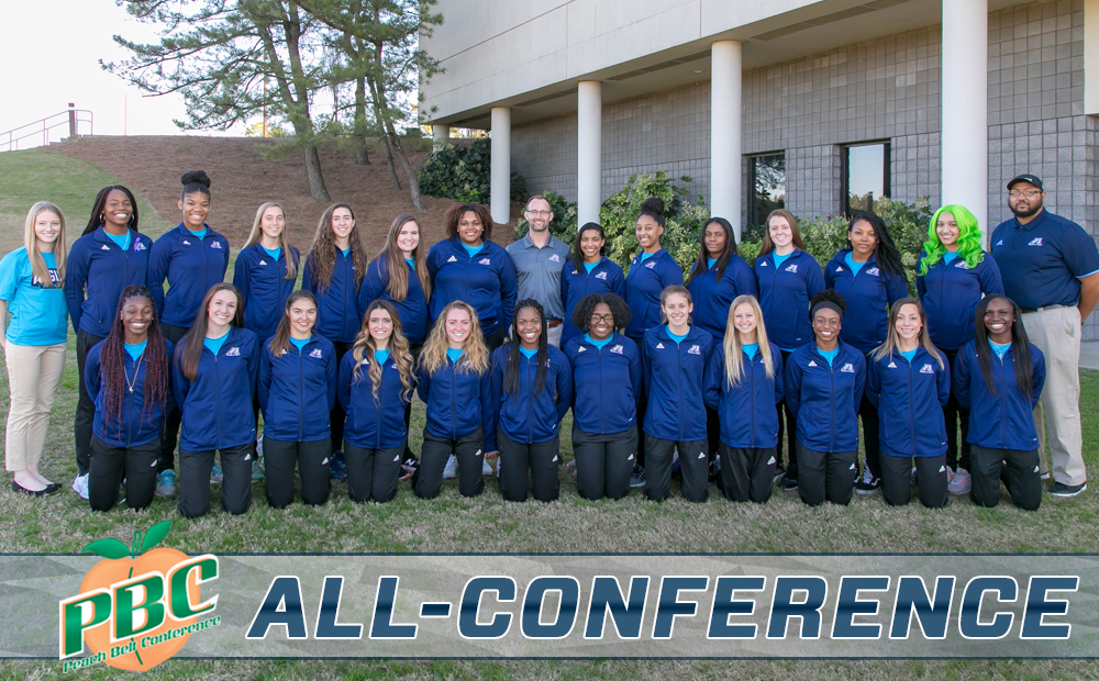 Women's Track Earns Six All-Conference Honors At PBC Championships