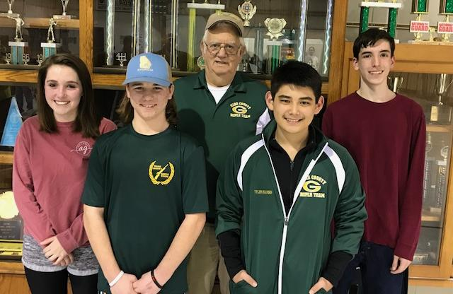 Gator Rifle Team Devour St. Vincent in an 1168 to 1110 win