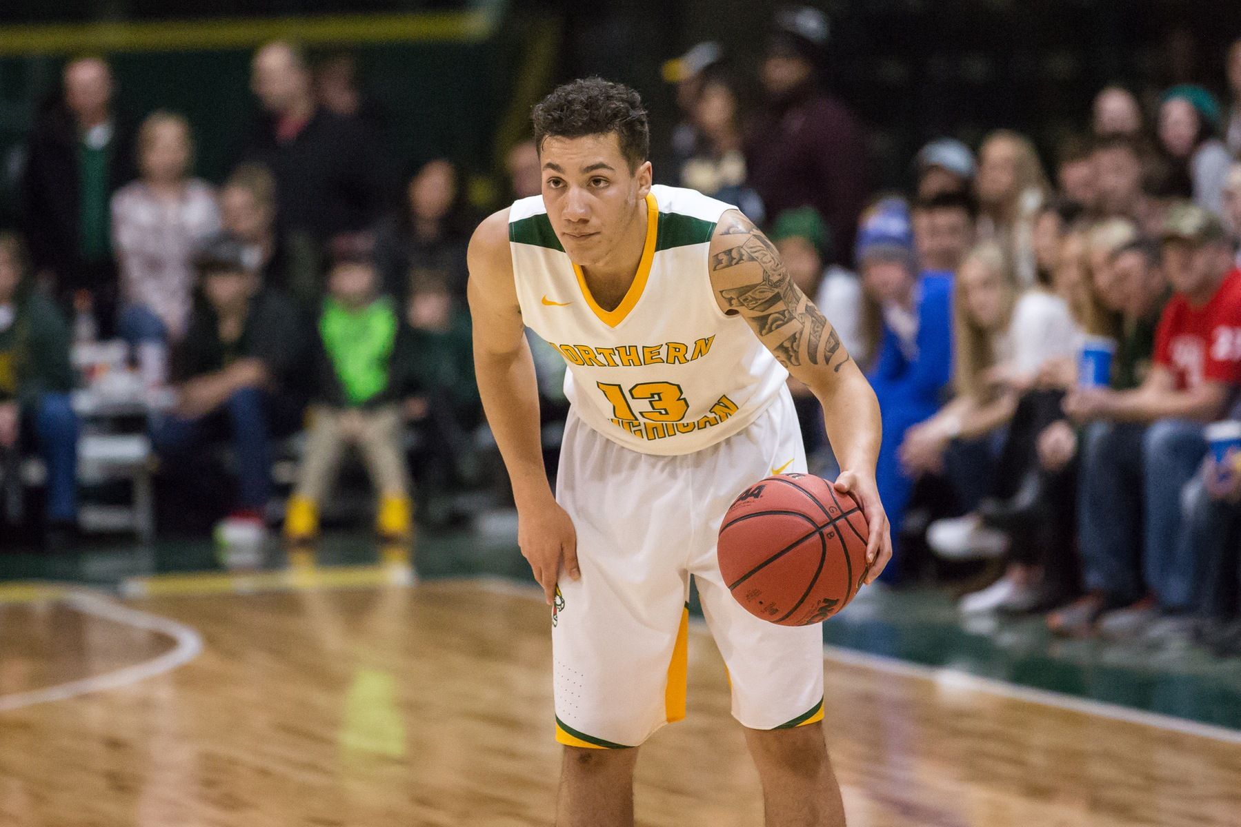 NMU Drops GLIAC Matchup at GVSU