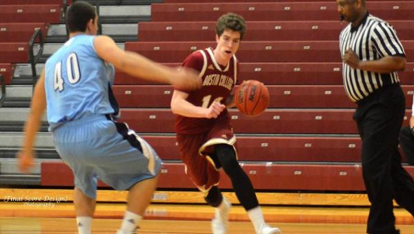Hot Shooting 'Roos Hold Off Southwestern