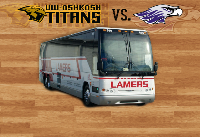 Free Student Fan Bus To WIAC Tournament Title Game