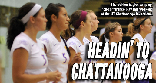 Golden Eagles wrap up non-conference play this weeekend at UT Chattanooga Invitational