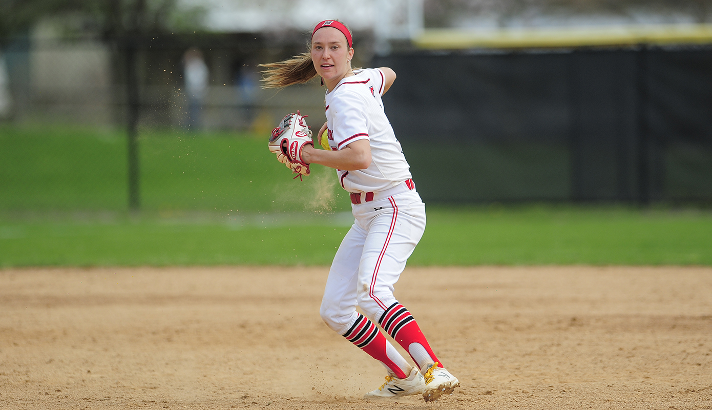 Softball Downed in 1-0 Pitcher's Duel vs. Dickinson