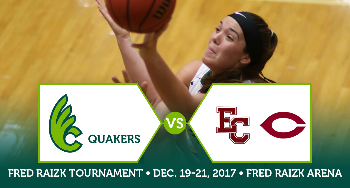 Women's Basketball Hosting Fred Raizk Memorial Tournament This Week