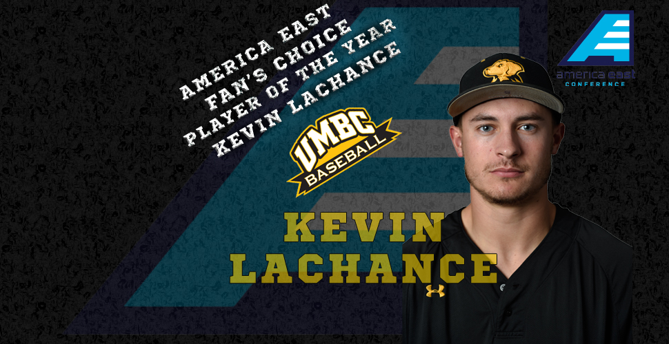 Lachance Nominated for America East Fan's Choice Player of the Year